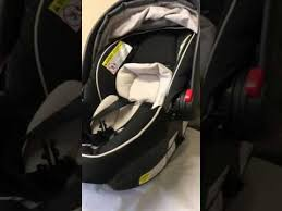 graco quick connect car seat 2016 model