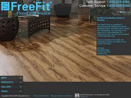 freefit floors website history