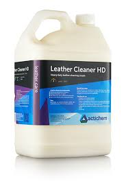 actichem leather cleaner cream heavy duty