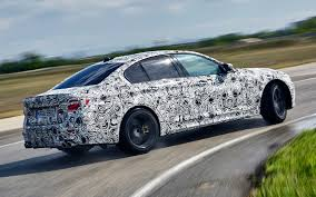 The 2018 BMW M5 is a 600 HP All-Wheel Drive Monster » AutoGuide ...