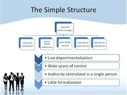 Organizational Structure Examples Chart Simple Quintessence 0