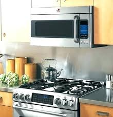 above oven microwave. Microwave Oven Above Stove Over Series 2 0 Cu Ft .