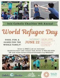 Christ Of Light Church Cherry Hill Nj 2019 Word Refugee Day Catholic Charities