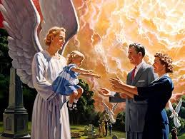 Resultado de imagem para ressurreição dos justos