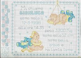 Cross Stitch Birth Announcement Patterns Free Unique Decorating Ideas