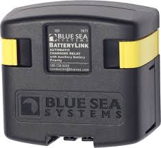 automatic charging relays blue sea systems batterylink