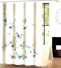 tahari shower curtain shower curtain home white blue fl fabric shower curtain regarding fabric shower curtains tahari shower curtain