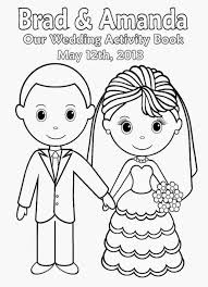 Small Picture Coloring Pages Printable Wedding Coloring Pages
