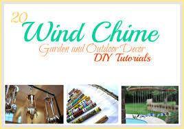 Diy Wind Chimes Craftionary