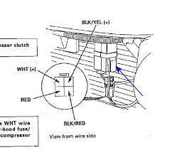 about a c compressor clutch relay team integra forums team integra wiring diagram