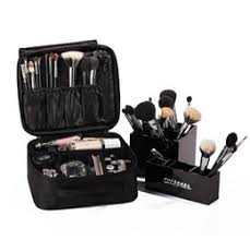 multifunction cosmetic bag high quality travel organizer zipper portable makeup designers trunk bags