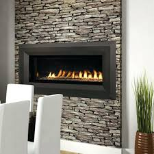 vent free gas fireplace burner natural with blower inserts home depot
