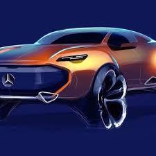 Mercedes Benz SUV By / Arthur Schein | Sports car, Car, Vehicles