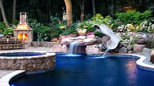 Luxury Backyard Pool Designs Pool Landscape Design Pool Designs