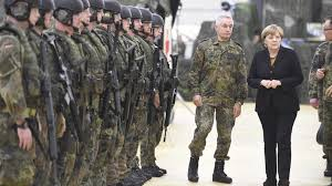 Armed forces personnel are active duty military personnel, including paramilitary forces if the training, organization, equipment, and control suggest they may be used to support or replace regular military forces. Merkel Wants Germany Military Budget Boosted To Counter External Threats Rt World News