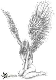 Angel Sketch Simple Angel Sketch At Paintingvalley Com Explore