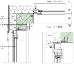 Detailseite Planungsatlas Hochbau Einschalige Außenwand Aus