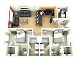 3d floor plan 2 bedroom floor plan for a 2 bedroom house awesome two bedroom apartment floor plans 3 3d floor plans 3 bedroom 2 bath