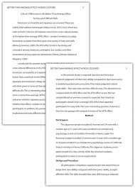 formato apa 2015 narrative essay sample papers cause and effect also collegesearch