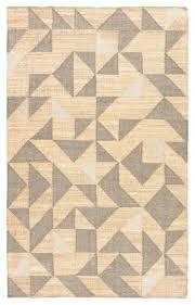 living handmade geometric beige gray area rug rugs utah logan contemporary southwest style area rugs
