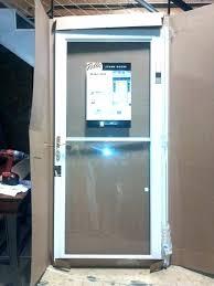 pella screen door repair screen door repair storm door storm door glass replacement best storm door
