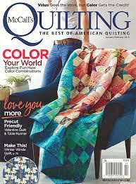 eQuilter McCall's Quilting Magazine - January/February 2018 & McCall's Quilting Magazine - January/February 2018 Adamdwight.com