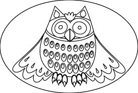 Cute Owl Coloring Pages - GetColoringPages.com