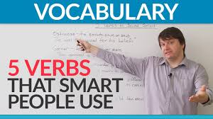 english vocabulary verbs to make you sound smart