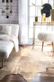 white hide rugs medium size of living faux cowhide rug real cow rug black and white white hide rugs