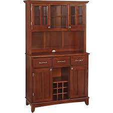 Kitchen Buffet Hutch Furniture China Cabinets Walmartcom