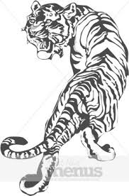 chinese tiger clipart. Brilliant Chinese And Chinese Tiger Clipart G