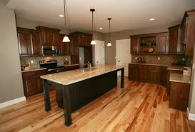Knotty Alder Wood Cabinets Affordable Custom Cabinets Showroom