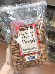 trader joe s has such a great selection of nuts and at great s raw roasted salted unsalted