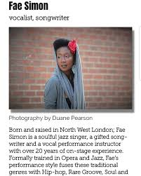 """Fae Simon on Twitter: """"Check out my featured artist write-up at  https://t.co/tPv33Bf1MP thanks to @davidemmanuelnoel for the feature &  Duane Facey-Pearson for the snaps! 😇✊🏾❤… https://t.co/AE8yKL3M7T"""""""