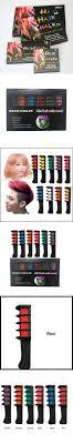 Disposable Hair Sticks Comb Box 6