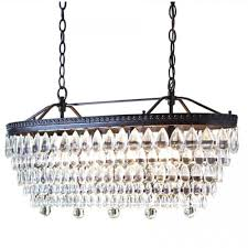 gallery of glass crystal chandelier drop chandeliers allen roth eberline 1181 in 4 light oil rubbed bronze crystal tiered celeste dark antique