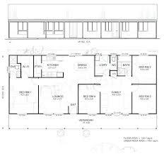 adorable 2 story rectangular house plans