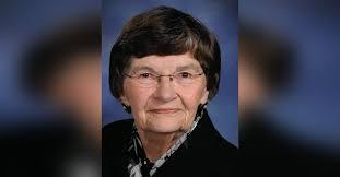 Geraldine E. Anderson Obituary - Visitation & Funeral Information