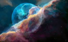 125398 Bubble Nebula Galaxy Space Wallpapers Mocahorg