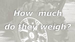 Utv Wheel Weight Chart Sxs Utv Tire Weights How Much Do They Weigh