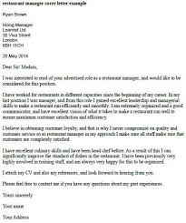 Ideas Of Cover Letter Head Chef Position Perfect Executive Chef