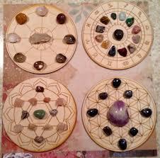 Crystal Grid Patterns Custom Decorating Ideas