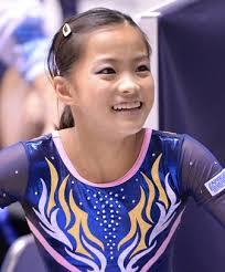 女子体操選手の杉原愛子 あか抜けてかわいい高画質画像