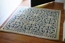 delivered safavieh handmade moroccan cambridge navy blue wool rug designs