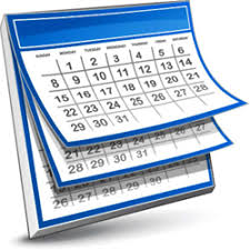 Image result for calendar graphic]