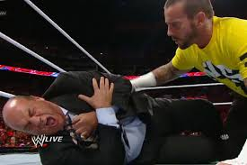 On Paul Former Did Line Fakes It Cross Raw The Heyman Heart Attack rgIPZrq