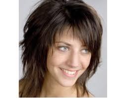 Coupe Cheveux Femme Mi Long Lunette