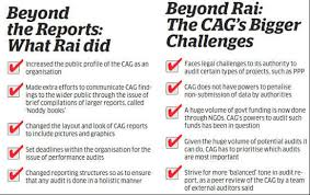 Cag Organisation Chart Vinod Rai Retires Next Month But Will His Legacy At Cag