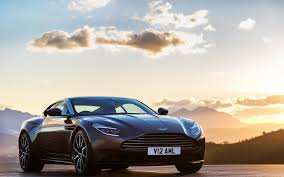 3840x2400 Wallpaper Aston Martin, Db11, Side View