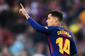 Image result for philippe coutinho